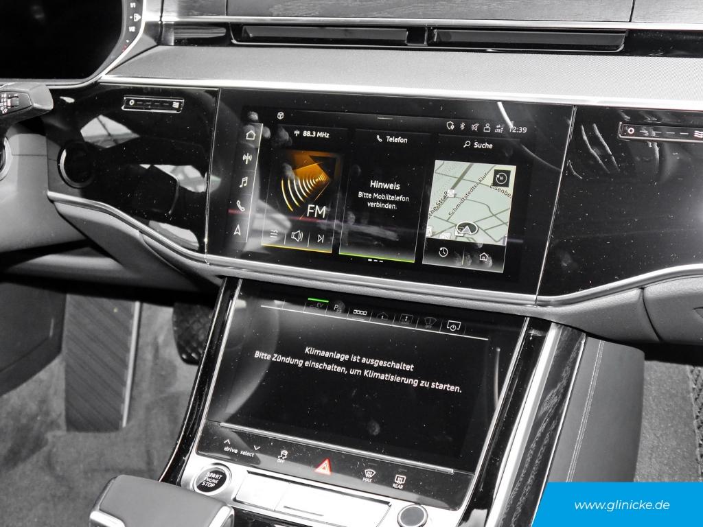 Audi A8 60 TFSI e quattro Laserlicht Leder LED Navi Keyless AD Dyn. Kurvenlicht