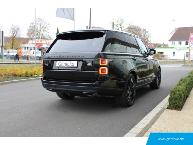 Land Rover Range Rover D350 Autobiography * NEUES MODELL*