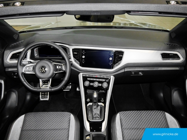 Volkswagen T-Roc Cabriolet R-Line DCC Dig.Cockpit Navi AHK
