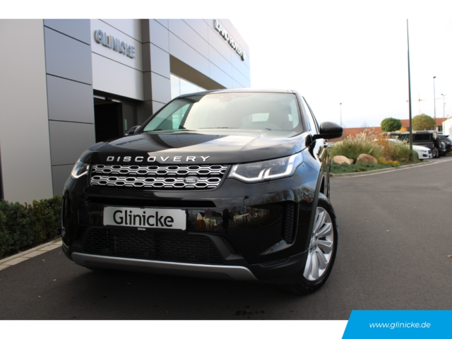 Land Rover Discovery Sport P300e SE Induktionsladen DAB Memory Sitze