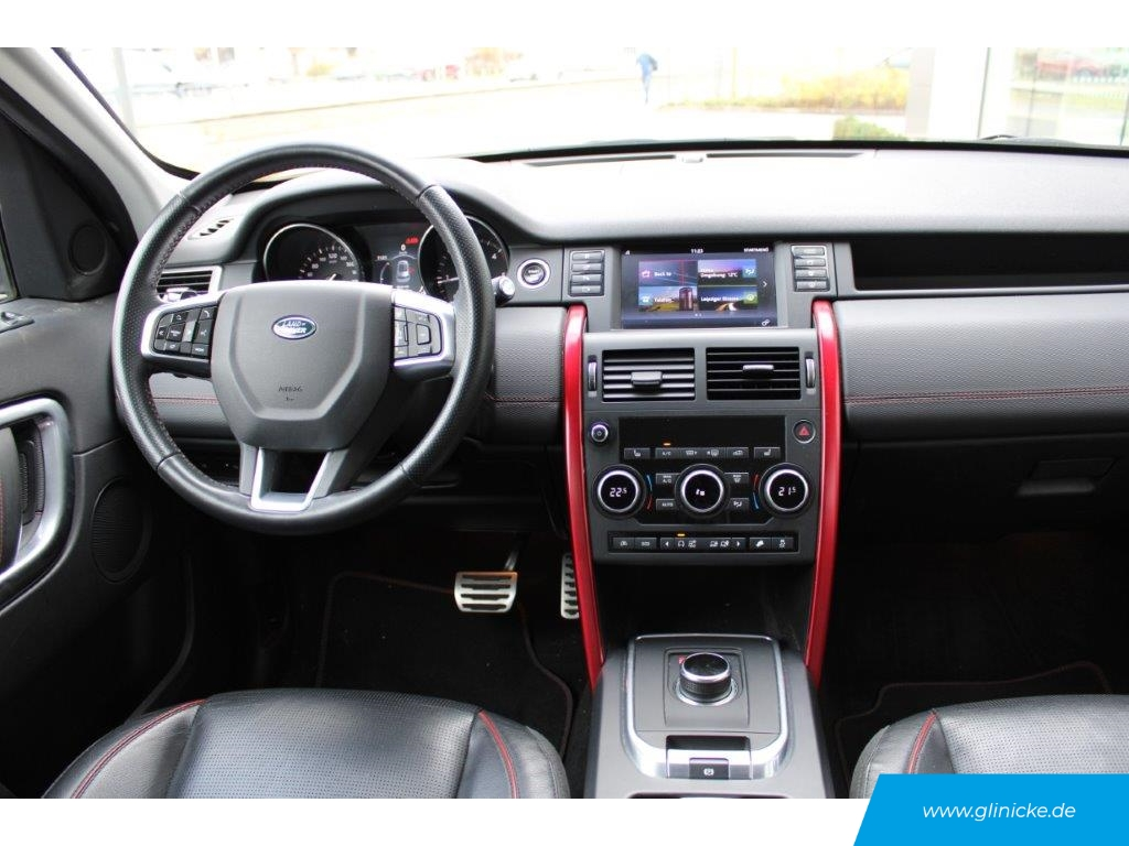 Land Rover Discovery Sport SE Dynamic 2.0 TD4 Winterpaket