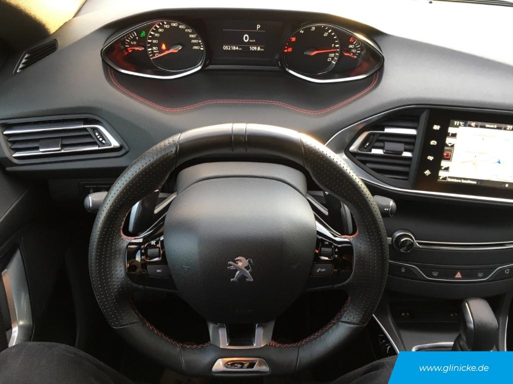 Peugeot 308 SW GT 2.0 BlueHDi 180 FAP Leder LED Navi Keyless Massagesitze e-Sitze Parklenkass.