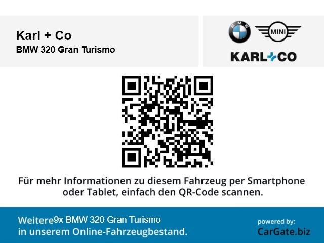 BMW 320 Gran Turismo 320 Gran Turismo: Bild 20