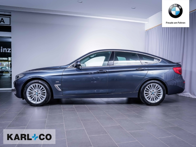 BMW 320 Gran Turismo 320 Gran Turismo: Bild 3