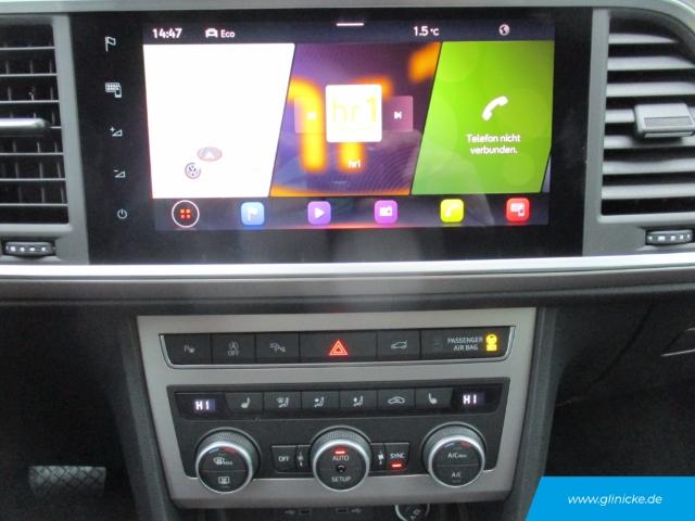 Seat Ateca  Xperience 2.0 TDI DSG LED Navi AHK Parklenkass.PDC