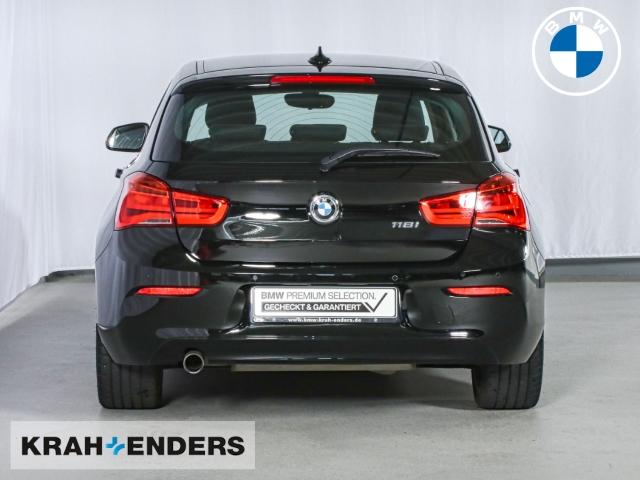 BMW 118 118: Bild 7