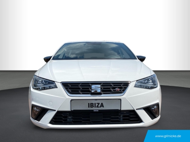 Seat Ibiza  Black Edition 1.0 TSI DSG NAVI LED PDC Sitzheizung