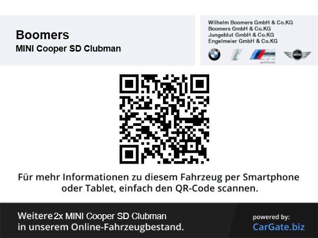 MINI Cooper SD Clubman Cooper SD Clubman