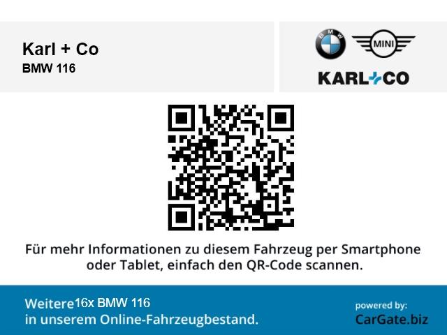 BMW 116 116: Bild 20