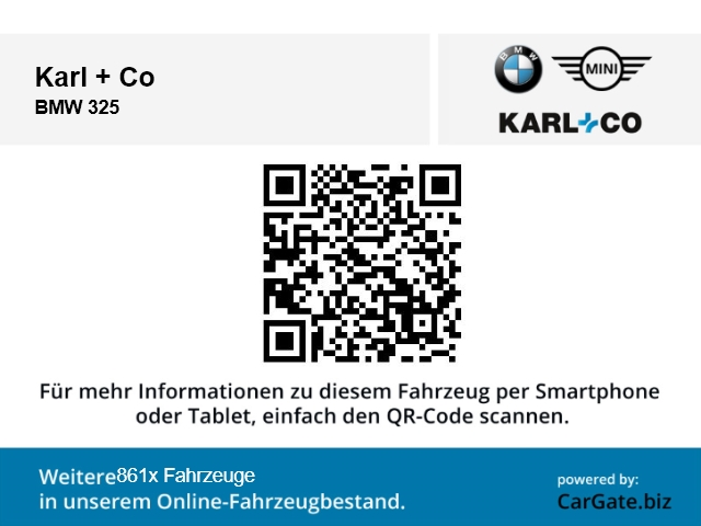 BMW 325 325: Bild 20