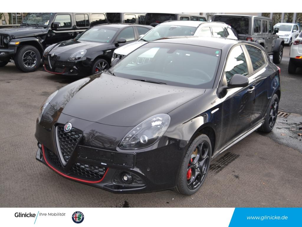 Alfa Romeo Giulietta Sprint 1.4 TB 16V EU6d-T Komfort Paket