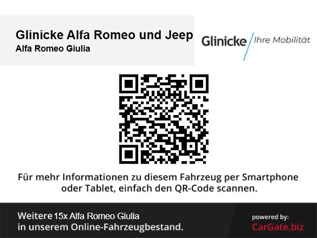 Alfa Romeo Giulia Veloce Q4 2.2 JTDM EU6d-T Assistenz-Paket 2
