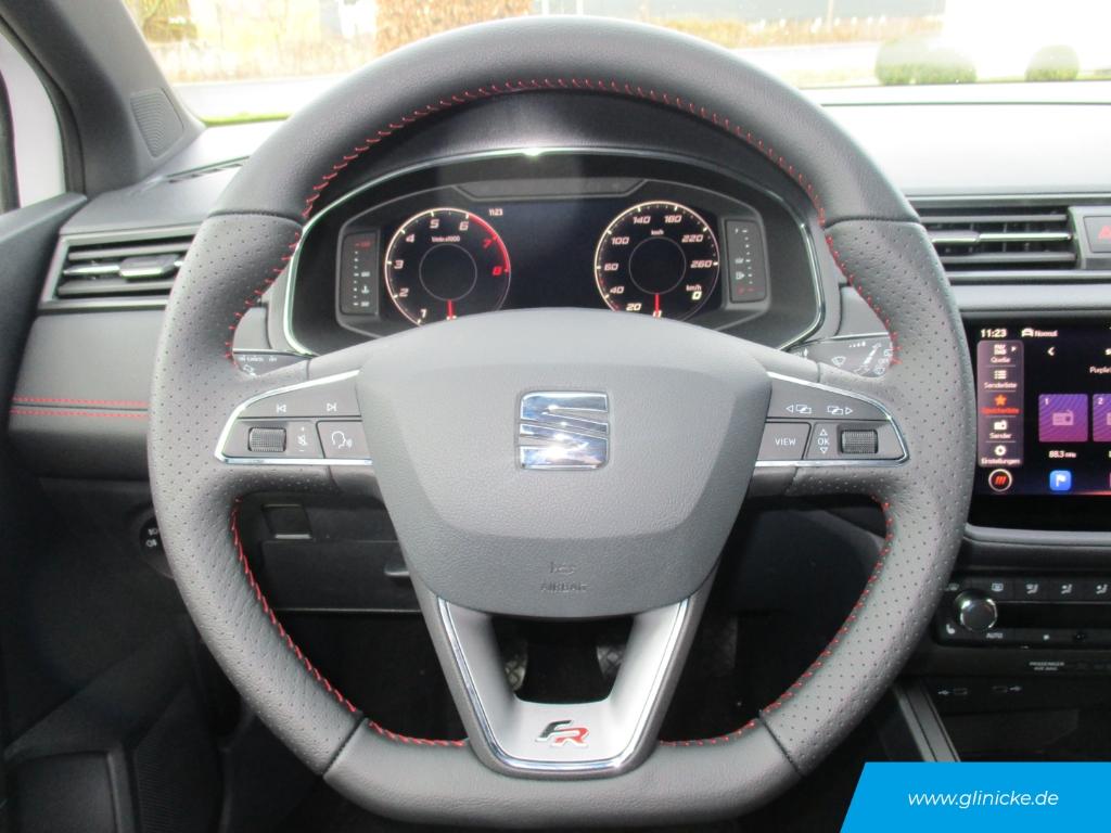 Seat Ibiza  FR Carbon Edition 1.0 TSI Navi Alu LED SHZ