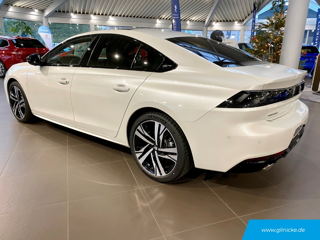Peugeot 508 GT PT225 EAT8 Navi/DAB/Focal/LeasingAktion