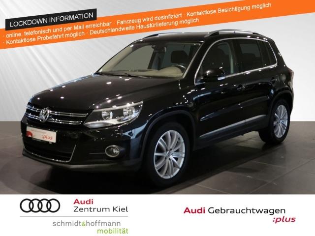 Volkswagen Tiguan  1.4 TSI BMT CUP Sport & Style Park Assist