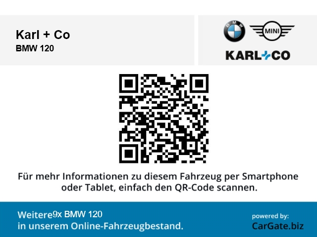 BMW 120 120: Bild 20