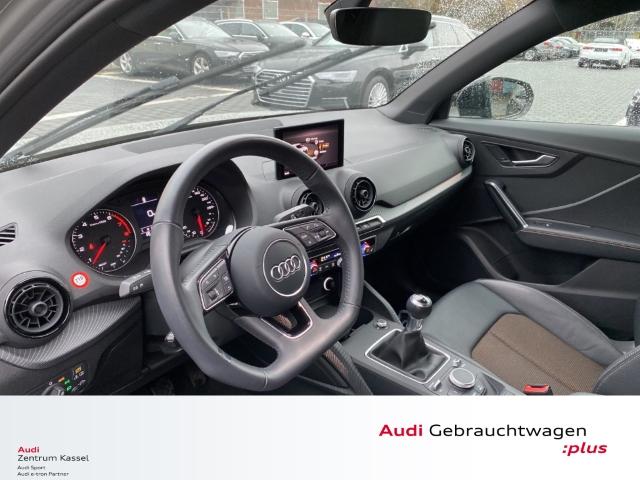 Audi Q2 1.4 TFSI S line LED Panorama AHK Leder