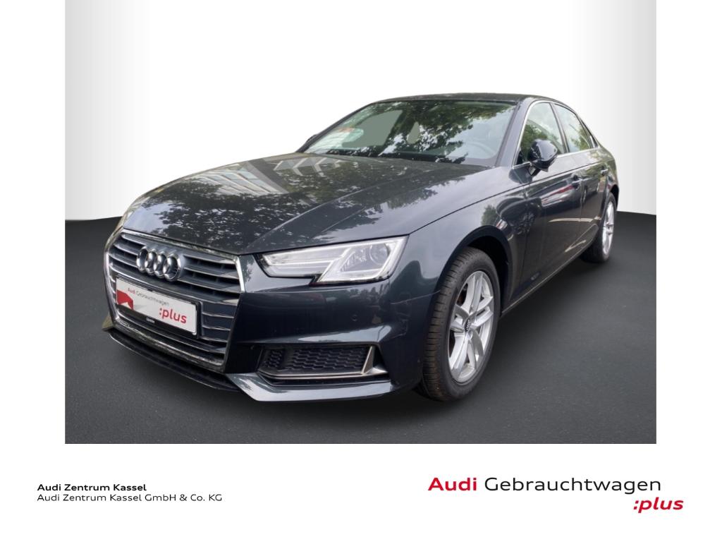 Audi A4 35 TDI sport Navi PDC+ Memory Audi Sound Sys.