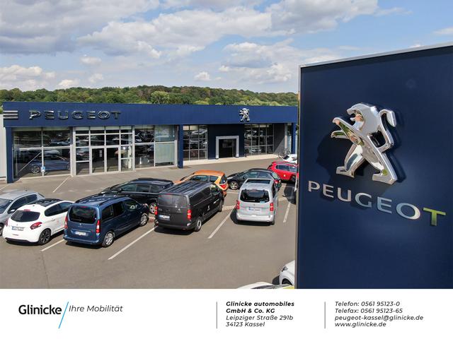 Peugeot 3008 Allure Pack 1.2 PureTech 130 EAT8 Sitzheizung