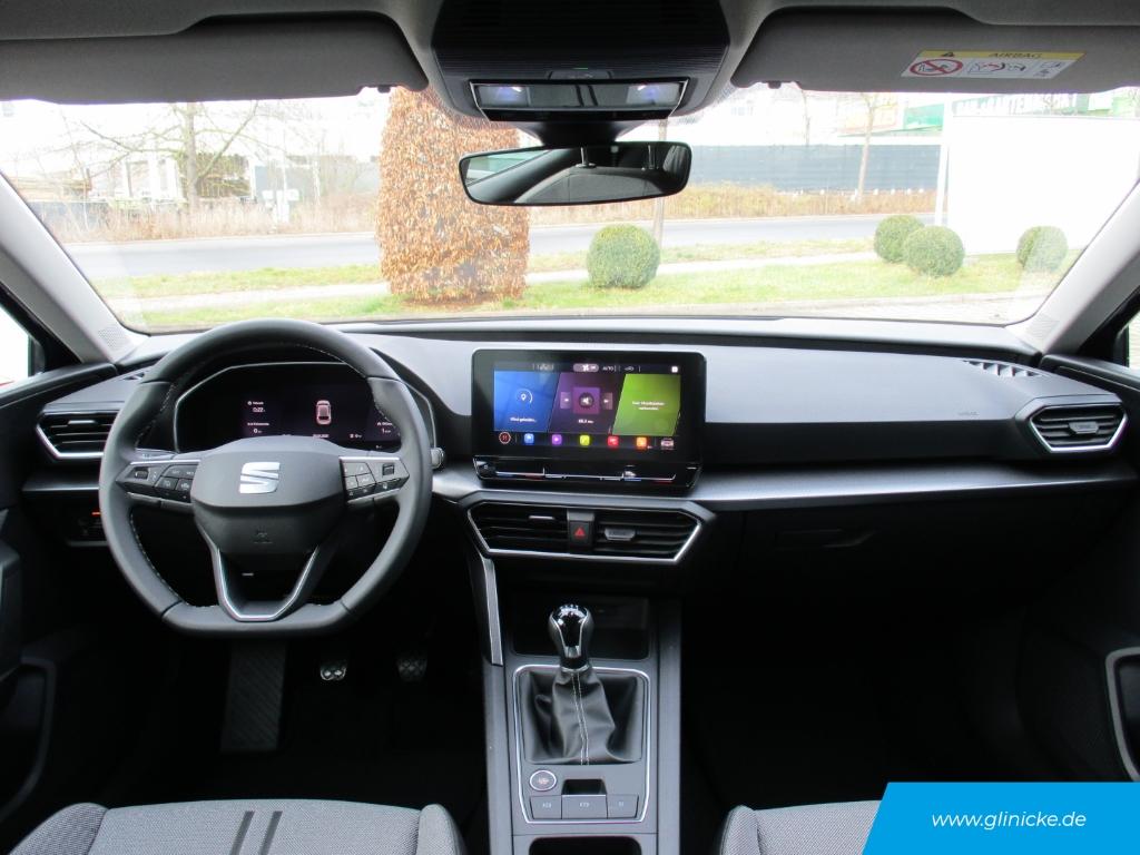 Seat Leon  Style 1.5 TSI LED Navi Keyless Parklenkass. PDC