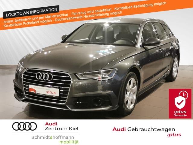 Audi A6  Avant 2.0 TDI ultra AHK LED Navi RFK PDC