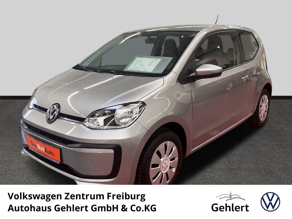 Volkswagen up!  move 1.0 LED-Tagfahrlicht Klima AUX USB Metallic Lackierung