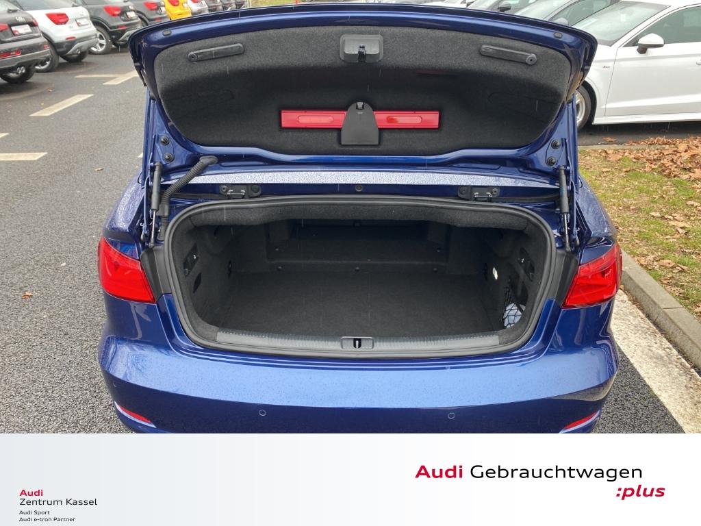 Audi A3 Cabriolet 2.0 TDI Navi Xenon B&O Alcantara