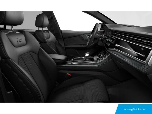 Audi Q8 55 TFSI e quattro 280(381) kW(PS) tiptronic e-Sitze Allrad Holzausst. RDC Klimaautom