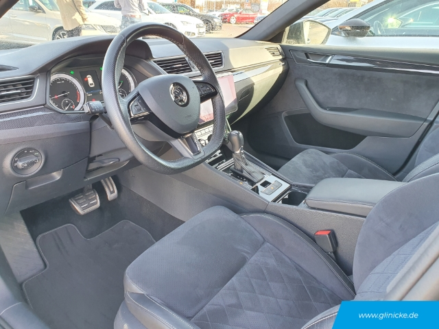 Skoda Superb Combi 2.0 TDI Sportline Xenon e-Sitze
