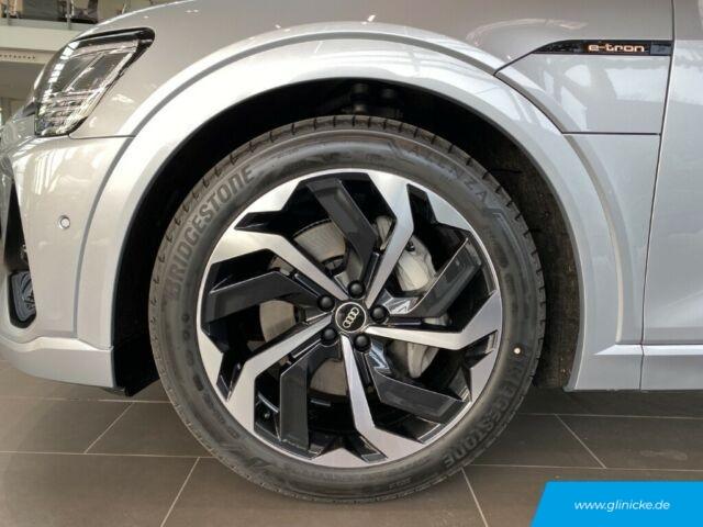 Audi e-tron Sportback 50 quattro S line Matrix-LED LED Navi Keyless AD Dyn. Kurvenlicht HUD