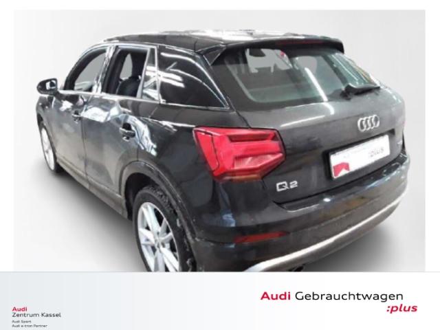 Audi Q2 1.4 TFSI S line LED AHK Kamera virtual Co.