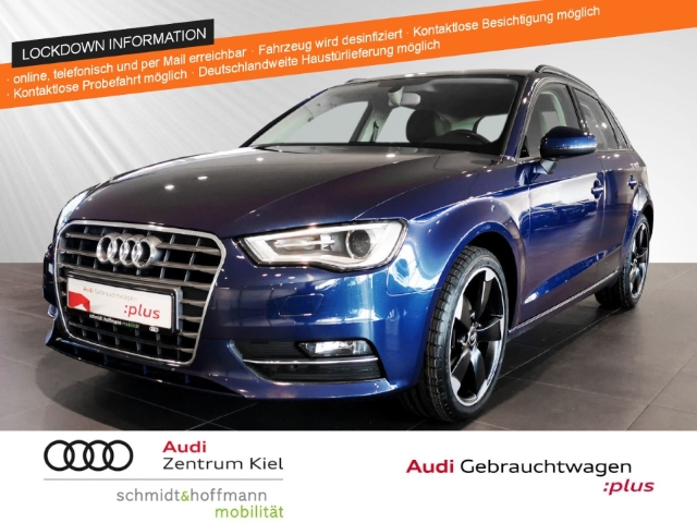 Audi A3  Sportback 1.4 TFSI Ambition Xenon PDC Klima