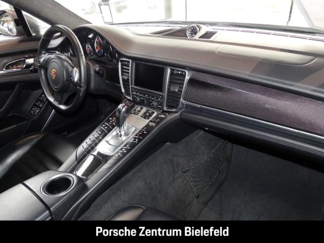 Porsche Panamera Turbo S Leder LED Navi AD Dyn. Kurvenlicht e-Sitze ACC Rückfahrkam. Allrad