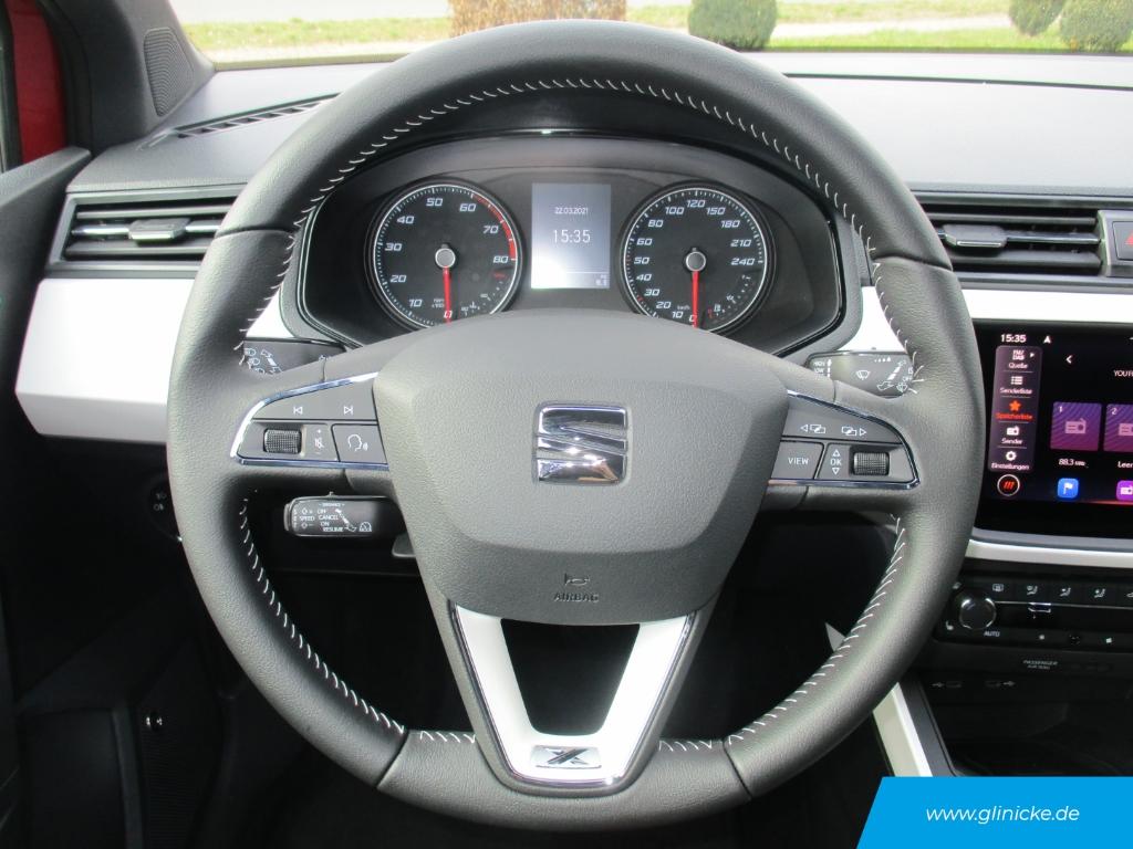 Seat Arona  Xcellence BEATS 1.0 TSI DSG LED AHK Navi ACC
