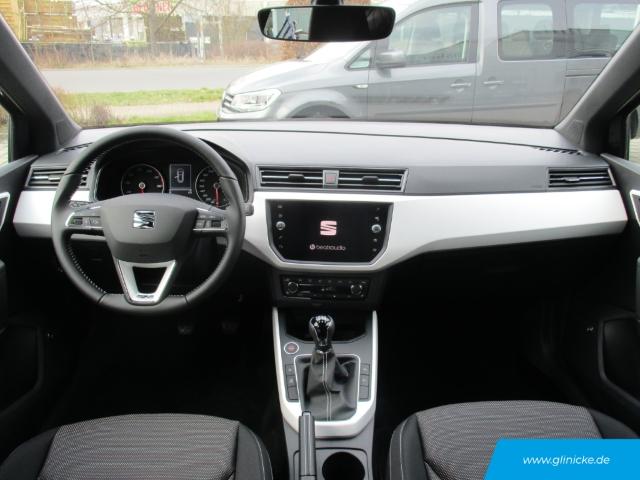 Seat Arona  Xcellence BEATS 1.0 TSI LED Navi PDC SHZ DAB