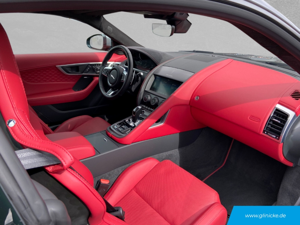 Jaguar F-Type Coupe First Edition P300 Sportpaket