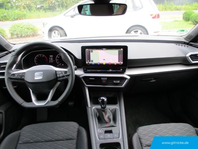 Seat Leon  Sportstourer FR 1.5 TSI LED Navi Keyless Panorama