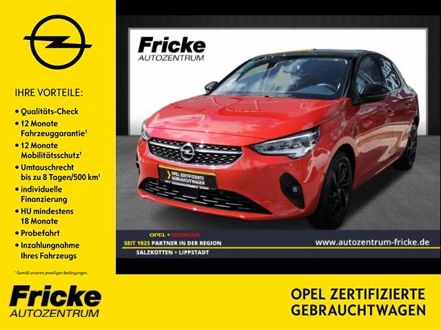 Opel Corsa  F Elegance Rückfahrkamera/LED IntelliLux/SHZ/LHZ