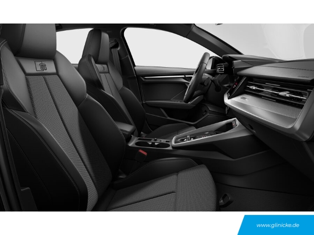 Audi A3  35 TFSI S line EU6d LED Navi Keyless Parklenkass. PDCv+h LED-hinten LED-Tagfahrlicht
