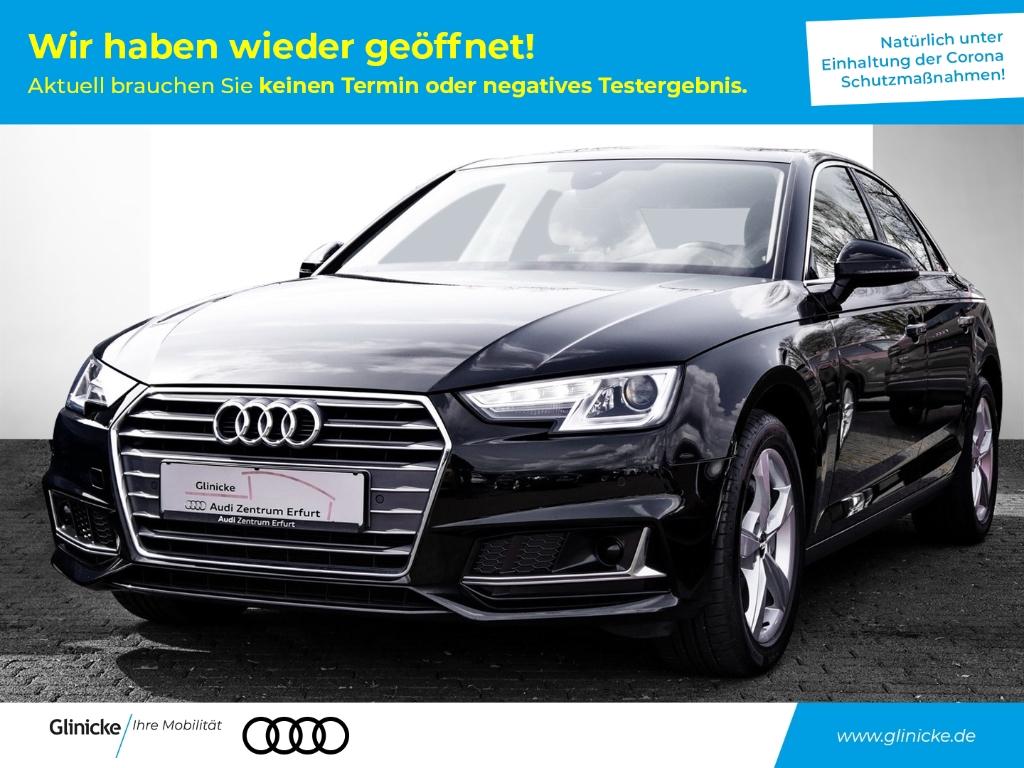 Audi A4 40 TDI sport 2.0 Xenon MMI Navi Tel.-Vorb. Sitzheizung