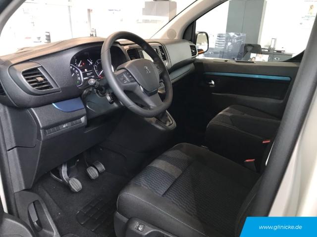 Peugeot Traveller Active L3 2.0 BlueHDi 145 FAP EU6d Navi Rückfahrkam. Fernlichtass. LED-Tagfahrlicht