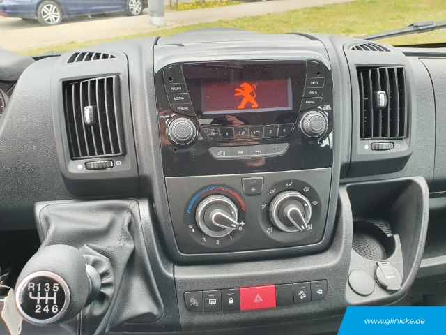Peugeot Boxer Kipper Edition 435 L3 DoKa Blue HDI 140