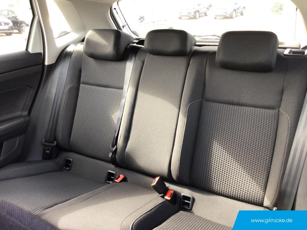 Volkswagen Polo Comfortline 1.0 TSI DSG+Parksensoren+Clima+DAB+