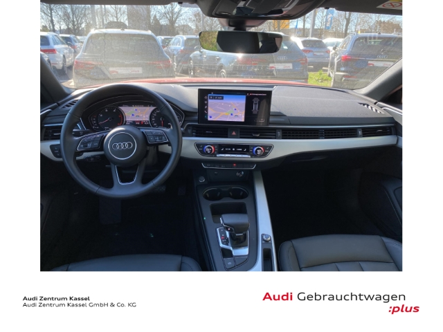 Audi A4 Avant 40 TDI advanced LED Navi Leder AHK