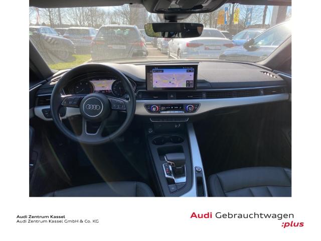 Audi A4 Avant 35 TDI advanced LED Navi Leder DAB