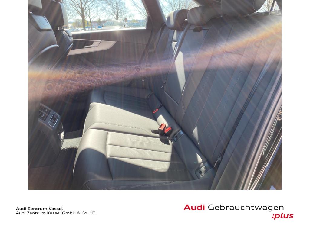 Audi A4 Avant 30 TDI advanced LED Navi Kamera Leder