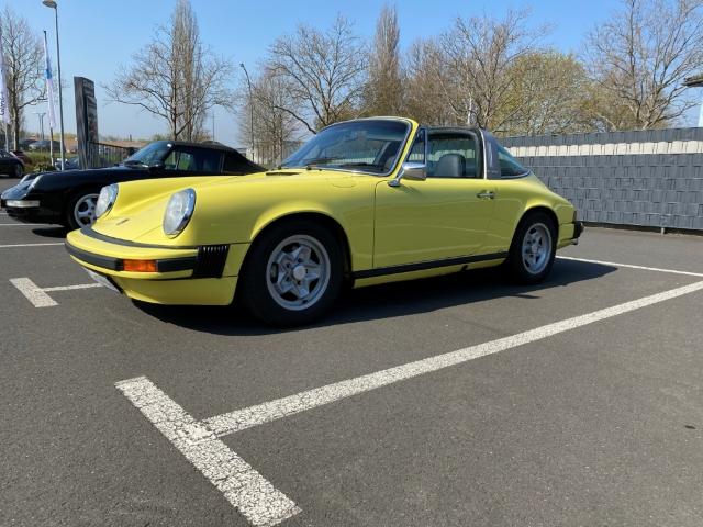 Porsche 911 2,7 Targa restauriert