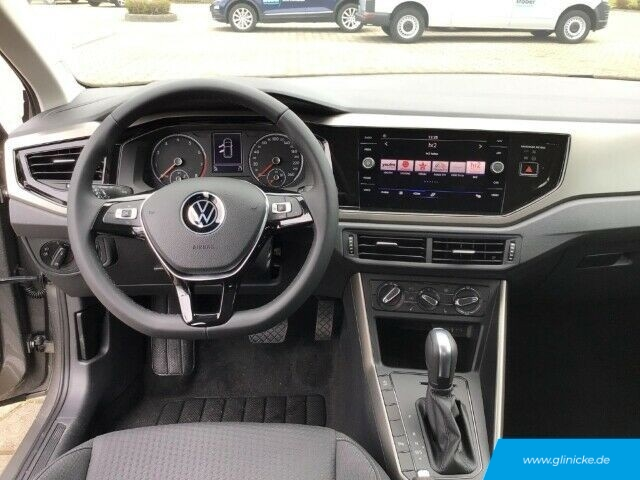 Volkswagen Polo Comfortline 1.0 TSI Parksensoren+Clima+DAB+LM
