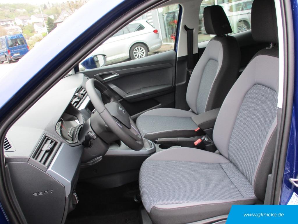 Seat Arona Style BEATS 1.0TSI SHZ GRA PDC Full Link