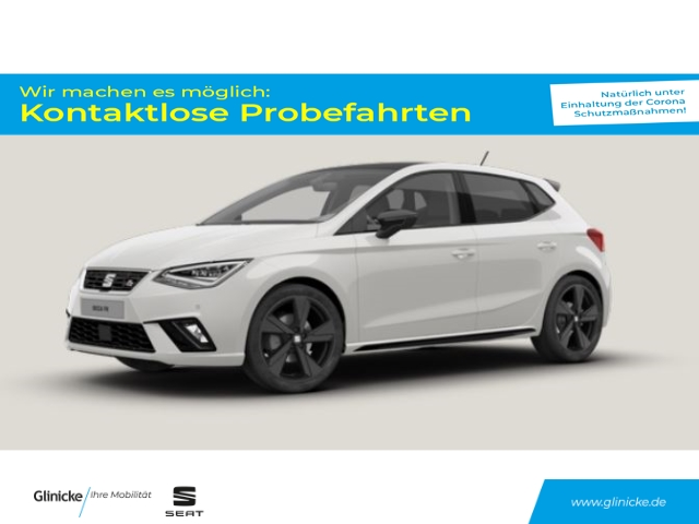 Seat Ibiza Black Edition 1.5 TSI DSG Navi LED PDC Virtual Cockpit